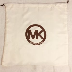 🍄 3 for $25  Michael Kors Dust Bag